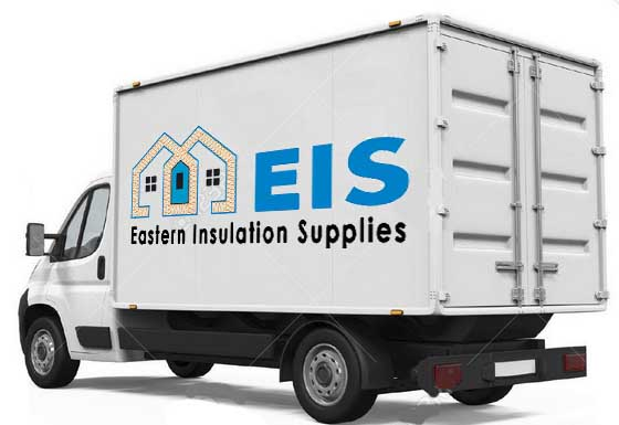 Eastern Insulation Supplies Delivery Lorry
